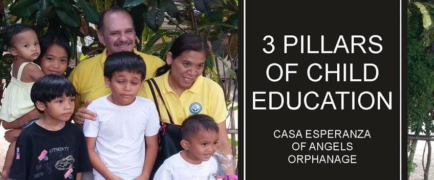 Children education Casa Esperanza Of Angels orphanage