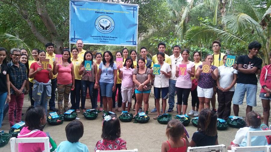 Sitio Baybay residents