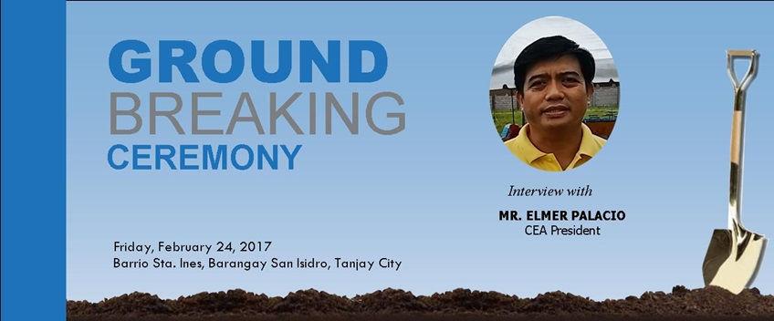 CEA President Elmer Palacio Interview