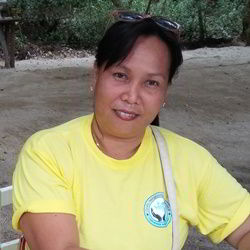 Luisita Fabe ID Photo