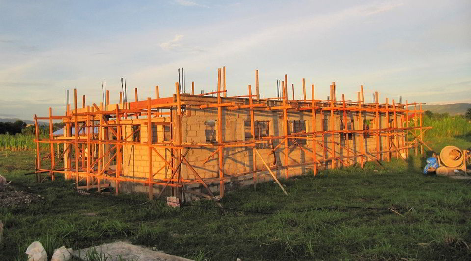 Photo from construction site