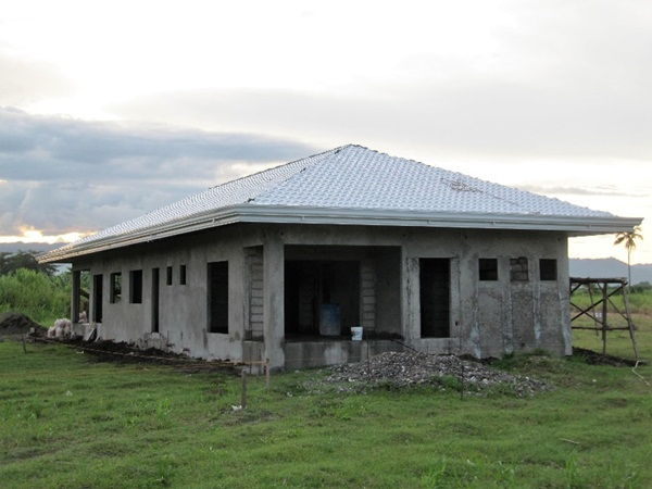 First children's home August 2017