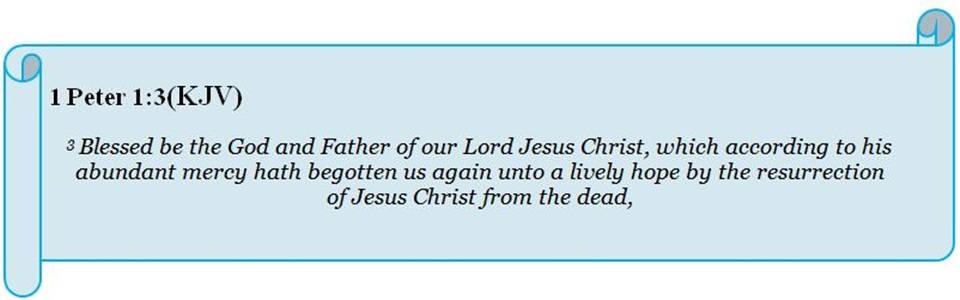 bible-quite 1 Peter 1:3