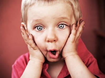 image of child feeling overwhelmed