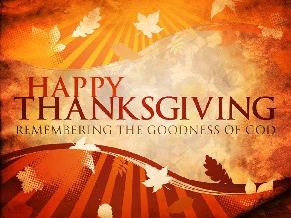 Thanksgiving greeting 2017