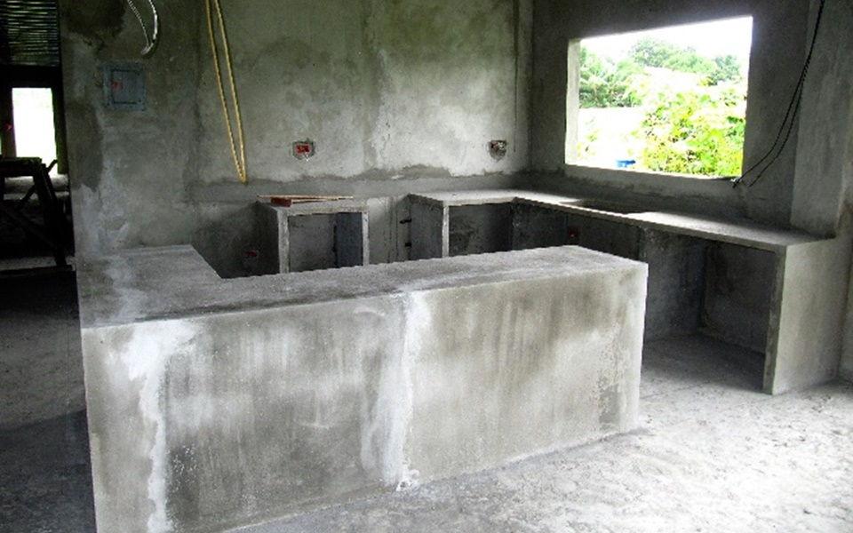 kitchen countertop/island