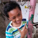 Boy at Sitio Kasagingan Tanjay City
