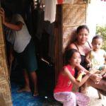 Family at Sitio Kasagingan Tanjay City