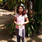 Girl at Sitio Kasagingan Tanjay City