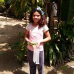 Girl at Sitio Kasagingan Tanjay City